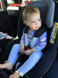 another feature i like on the pearl is the adjustable headrest which extends high above the car seat wings having tall girls they grow quickly and being