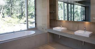 bathtub surround bathroom concrete and tub surround by concrete exchange tile bathtub surround with window