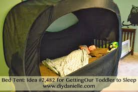 Toddler Tents For Beds Bed Tent For Sleep Diy Danielle