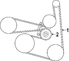 2002 nissan sentra se r spec v 2 5l serpentine belt diagram 3736720