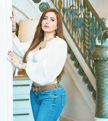 Syrian Stars - نسرين طافش توجه رسالة للشامتين بإنفجار...