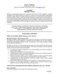 wedding coordinator resume template equations solver cover letter event resume sle planner