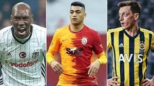 Süper Lig'de 2021-2022 sezonu fikstür çekimi yapıldı! İşte hafta hafta 3  büyüklerin maçları - Pozitif Medya