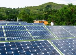 <b>Solar</b> Brings <b>Light</b> to Haiti