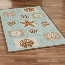 western decor area rugs coastal beach rug coffee tables nautical bath bathroom sets cottage ivory ocean