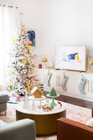 Christmas Living Room Decorating Ideas Beauteous 48 Christmas Tree Decoration Ideas Pictures Of Beautiful Christmas