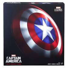 captain america statuen und replikate