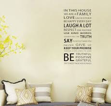 family house rules modren romantic word wall stickers vinyl wall stickers home decor wall art sticker on house rules wall art suppliers with aliexpress buy family house rules modren romantic word wall