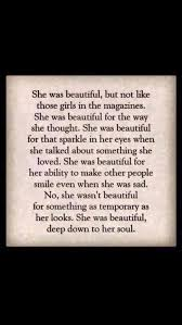 Deep Beauty Quotes Best Of Beauty Is Skin Deep True Beauty Pinterest Marriage Box And