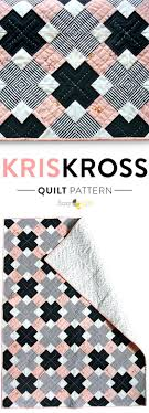 Best 25+ Youtube quilting ideas on Pinterest | Missouri quilt ... & A simple, modern quilt pattern that looks complex. Check out the YouTube  video tutorial Adamdwight.com