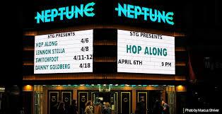 Stg Presents Neptune History
