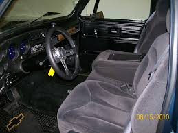 K10 Bench Seat Swap - Chevrolet Forum - Chevy Enthusiasts Forums
