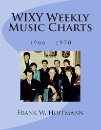Pop Charts 1966 Wixy Weekly Music Charts 1966 1970 Frank A Hoffmann