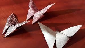 Bagi kamu yang baru belajar cara membuat karakter dengan kertas origami nah ide ini sangat cocok sekali untuk ditiru. Cara Membuat Kupu Kupu Dari Kertas Origami Mudah Dan Praktis Hot Liputan6 Com