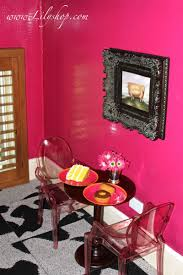 Hot Pink Bedroom Paint Playroom Madness Lilyshop By Jessie Daye