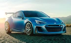 2019 Subaru BRZ Spy Shoot  E