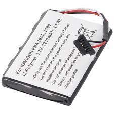 Becker Active 43 Talk batarya için uygun batarya 541380530006, Becker Ready  70 LMU batarya Revo 1   Becker   GPS ve navigasyon için pil   Akümülatör