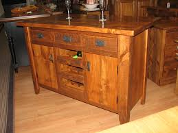 rustic kitchen island furniture. island rustic solid pine kitchen harts country furniture with decor