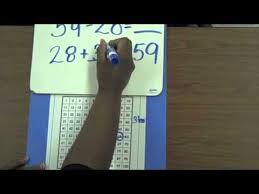 Subtracting On A Hundred Chart