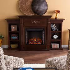 boston loft furnishings btu espresso wood electric fireplace veneer fan forced parker house furniture moon chair