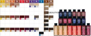 Paul Mitchell Pm Shines Professional Demi Permanent Hair Color Select Color