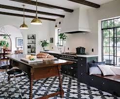 white kitchen dark tile floors. Contemporary White Spanish Style Black And White Kitchen Tile Floor To White Kitchen Dark Tile Floors G