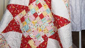 Baby Block Quilt Patterns Enchanting Make A Baby Blocks Quilt With Jenny Quilting Tutorials