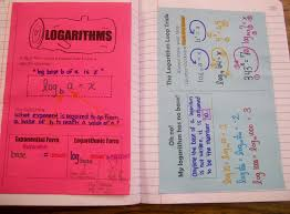 Math   Love  Introducing Logarithms with Foldables  War  Bingo     Math   Love   blogger Introduction to Logarithm Notes