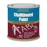exterior blackboard paint homebase. rust-oleum chalkboard red - 250ml exterior blackboard paint homebase r