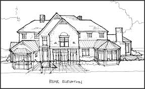 architecture design sketches. Simple Architecture House Design Sketch Engaging Property Outdoor Room In Sketches