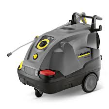 cx is the most powerful hot water high pressure cleaner in the compact class and is equipped with an in built hose reel and 15 metre pressure hose