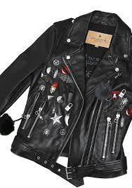 goosecraft pin biker jacket