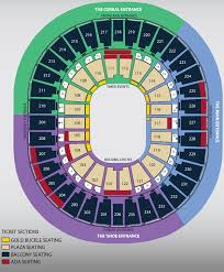 Nfr Seating Chart With Rows Seat Map Nfr Experience