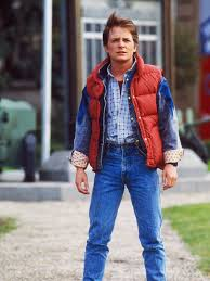 Cosmic Query: What Color Is Marty McFly's Vest? : The Protojournalist : NPR