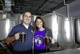 Table Talk: Homebrewer Alex Spires plans June opening for Polaris ...