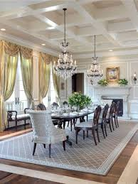 How To Create Perfect Modern Dining Room MidCityEast - Modern dining room rugs