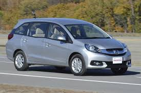 new car launches june 2014Honda Mobilio MPV Launch in June 2014 Before Jazz in End 2014