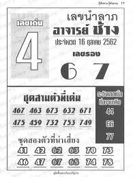 หนังสือหวย อาจารย์ช้าง 16/10/62 – หวยไทยรัฐ เลขเด็ด หวยเด็ด แม่จำเนียร 1/10/62  | Word search puzzle, Words, Lottery