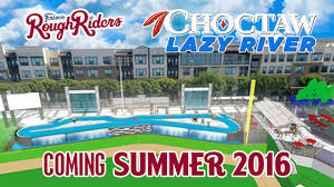 Riders Unveil Plans For Stunning New Outfield Lazy River