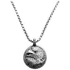 effy men s sterling silver black spinel