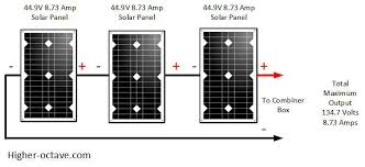 how & why to wire solar panels in parallel or in series higher Renesola Solar Panels at Renesola Wiring Diagrams