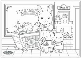 Calico Critters Coloring Pages Awesome Mcdonalds Happy Meal Coloring