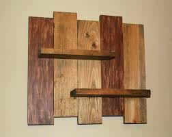 wood plank wall art large wooden wall art large wood wall decor large size of wall