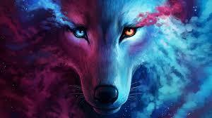 Wolf Fantasy Art 4k Wallpaper 70