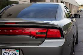 Dodge Charger Back Lights Tail Light Smoke Reverse Overlay 2011 2014 Dodge Charger