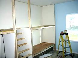 built into wall bed. Bunk Beds Built Into Wall In Bed Photo Building Ideas A