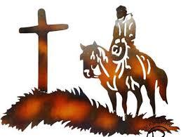 praying cowboy metal wall art on praying cowboy metal wall art with praying cowboy metal wall art wild west living