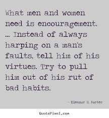 Motivational Quotes For Men Fascinating Men And Women Quotes Encouragement