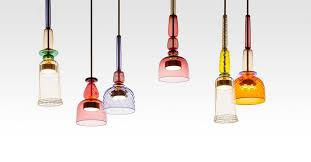1 i flauti hand blown murano glass suspended