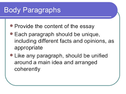 elements of an effective essay  concluding sentence 22